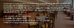 Exec Lounge Benefit content (Update for 01-01-2019)_VN