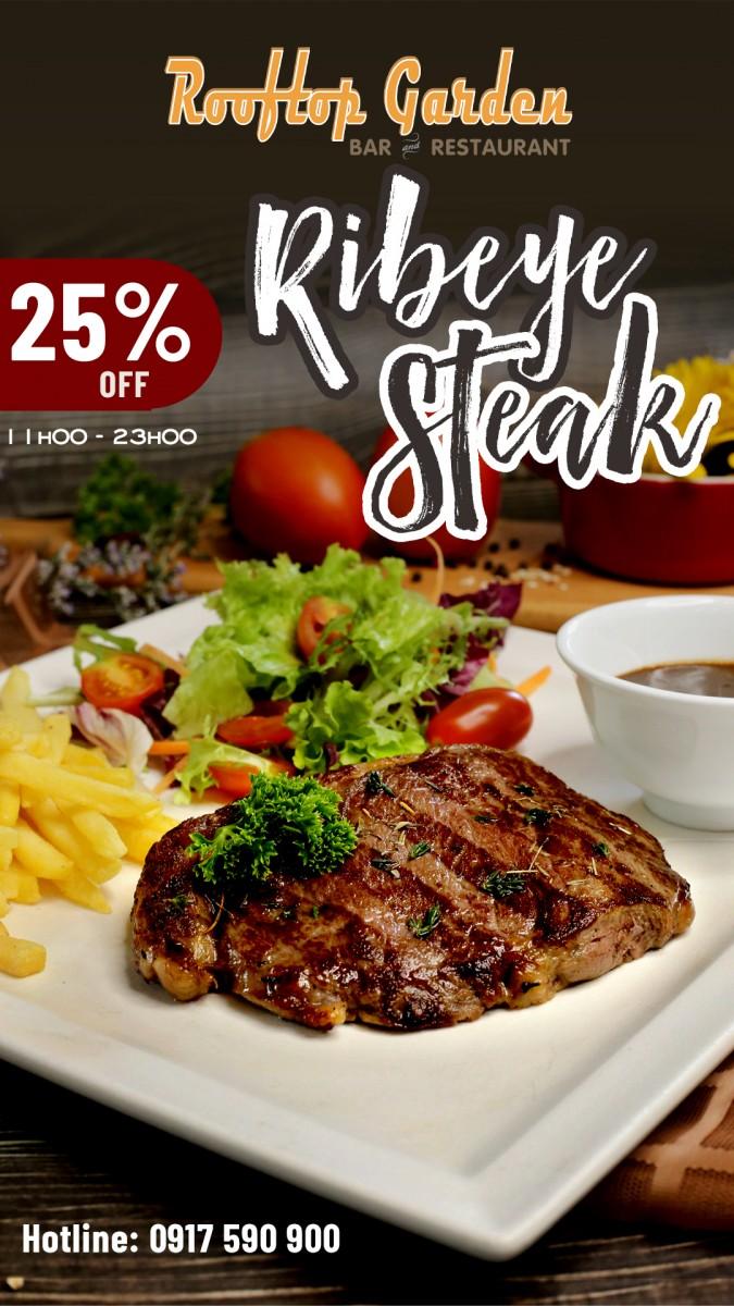 25% Ribeye Steak_LCD DOC